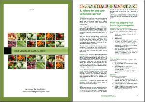 vegetable gardening, garden guide, how to grow vegetables