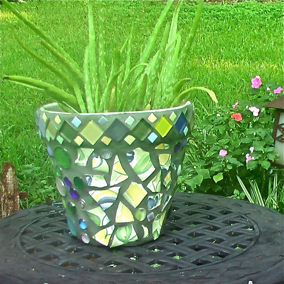 mosaic art | Mickie\'s Blooming Garden