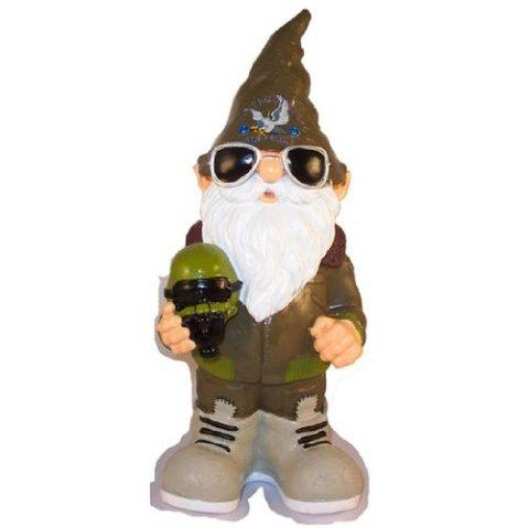 Air Force Garden Gnome